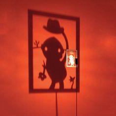 Shining Image Man with Hat Lamp $278