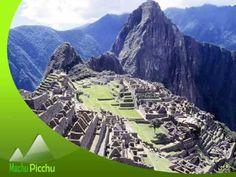 Otro video sobre Machu Picchu, maravillosa ciudad inca. Joya arquitectónica y arqueológica más importante de los incas.