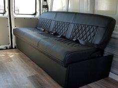 Conversion Van Sofa Bed