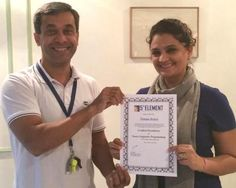 Congratulations Deepa Arora - Professional Life Coach & Hypnotherapist from Delhi  At being awarded the prestigious & difficult to earn #NLP #Practitioners certificate @ #ICF + #NLP Dual #Certification #Life #Coach #Training #Mumbai #Pune #India  Next Open #NLP Training from Anil Dagia - #India's #Most #Innovative #NLP #Trainer #ICF + #NLP Dual #Certification #Life #Coach #Training #Mumbai #Pune #India #Global 19 Jan #Mumbai 23 Jan #Pune 1 Feb  Attend From Anywhere #Everyday #Persuasion