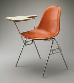 Molded Fiberglass Chair, 1950-1953 | LACMA Collections