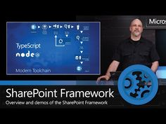 The Mobile and Intelligent Intranet: SharePoint sites and PowerApps - YouTube