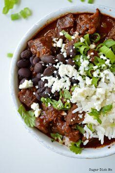 Chili Con Carne Recipe with Mole