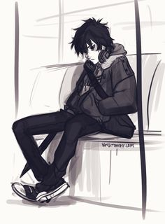 lead me home..(x) I don't know really, I was thinking about something and then it turned into Nico wearing headphones and then this song started playing and I thought Nico'd probably enjoy it. - Viria