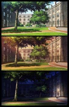 Episode Backgrounds, Anime Backgrounds Wallpapers, Anime Scenery Wallpaper, Pastel Wallpaper, Scenery Background, Cartoon Background, Animation Background, Landscape Concept, Fantasy Landscape