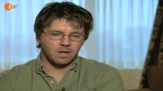 David Foster Wallace by Mike Saunders. 30min edit of the ZDF interview, for Conversations in Black & White.