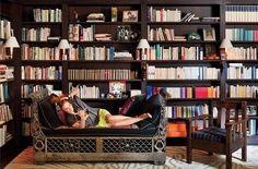 Diane von Furstenberg's Paris Apartment / much