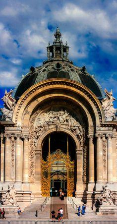 Petit Palais, Paris France
