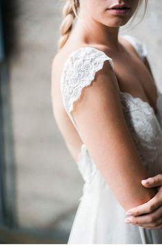 Romantisches Getting Ready Shoot von Whiskers & Willow Photography - Hochzeitsguide