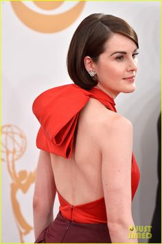 Michelle Dockery - Emmy Awards 2013