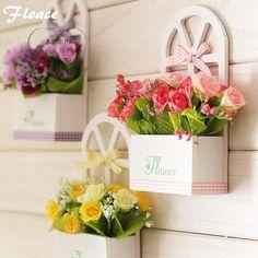 Floace Furnishings decoration flower series multicolour mini rose flower window artificial flower set