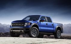 2013 Ford F-150 SVT Raptor. The coolest truck on the planet. If I ever bought a truck, this would be the one.