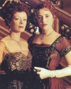 Titanic (1997) ... Kate Winslet as Rose DeWitt Bukater #costume design: Deborah Lynn Scott