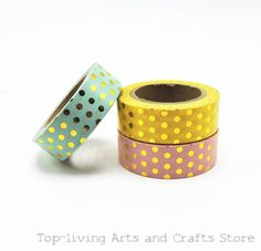 New Dots Foil Washi Tape Scrapbooking Tools Cute Decorative  Adhesiva Decorativa Japanese Stationery Washi Tapes Mask #electronicsprojects #electronicsdiy #electronicsgadgets #electronicsdisplay #electronicscircuit #electronicsengineering #electronicsdesign #electronicsorganization #electronicsworkbench #electronicsfor men #electronicshacks #electronicaelectronics #electronicsworkshop #appleelectronics #coolelectronics