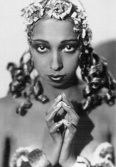 Josephine Baker. A very beautiful woman with a beautiful heart full of love.
