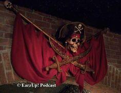 Pirates of the Caribbean warning