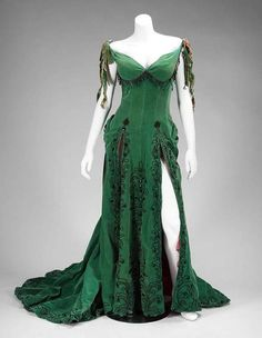 William Travilla -- it's a damn shame I'm not a millionaire, because I would look incredible in this dress