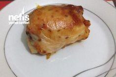 Tavuk Dolması (Mutlaka Deneyin Muhteşem Lezzet) Tarifi