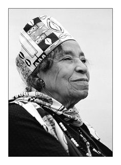 """AMELIA BOYTON ROBINSON (born August 18, 1911) 