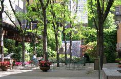 Greenacre Park -Boston