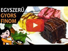 Mignon recept elkészítése videóval. A Mignon elkészítését, részletes menetét leírás is segíti. A Mignon elkészítési ideje: 3 óra Mini Cakes, Sweets, Make It Yourself, Desserts, Recipes, Youtube, Dessert Ideas, Foods, Hungarian Recipes