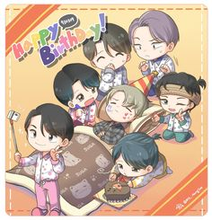 Bts Chibi, Bts Memes, Fan Art, Kpop, Anime, Drawings, Party, Cartoon Movies, Anime Music