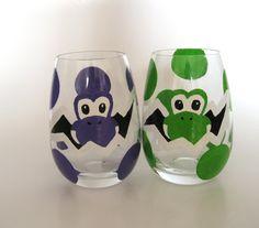 Cute Yoshi Glasses