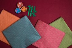 Buy South Chanderi Silk Online I Chanderi Fabrics