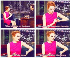 Screen shot 2012-07-24 at 7.13.42 PM / Flickr - Photo Sharing! (hilarious,emma stone,funny)