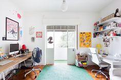 UN piso COLORFUL en Brasil   Decorar tu casa es facilisimo.com