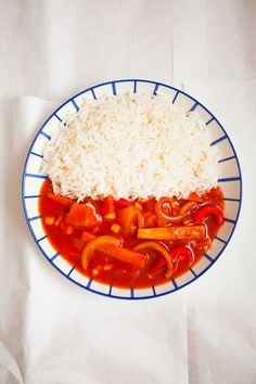 Podstawowy przepis na sos słodko-kwaśny