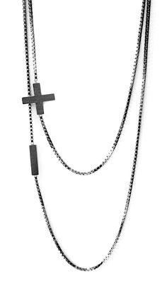 DUNDER-BERG | Plusminus necklet