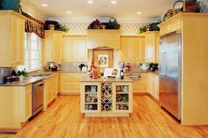 kitchen and dining room design ideas outside kitchen design ideas kitchen island design ideas pictures #Kitchen