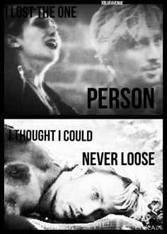 """""""I Lost the One Person I Thought I Could Never Loose."""" Marvel xBlueAvenue"""