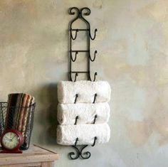 bathroom-towel-storage-ideas-wine-rack.jpg 432×431 pixeles