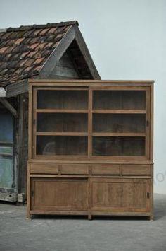 Teak Schrank 200cm Modern Teak Outdoor Furniture, Shop Cabinets, Best Sellers, Indoor Outdoor, Bookcase, Shelves, Display, Shopping, Interiors