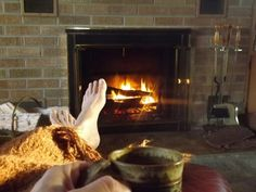 This is me enjoying my fireplace and a fresh cup of ..........yup,  you guessed it....delicious black gold of coffee love!