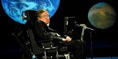 เกือบทุกครั้งที่ศาสตราจารย์ Stephen Hawking ปรากฏตัวตาม…