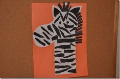 This page is a lot of zebra crafts for kids. There are zebra craft ideas and projects for kids. If you want teach the animals easy and fun to kids,you . Safari Animal Crafts, Jungle Crafts, Zoo Crafts, Kids Crafts, Zoo Art, Jungle Art, Jungle Theme, Savanna Animals, Safari Animals