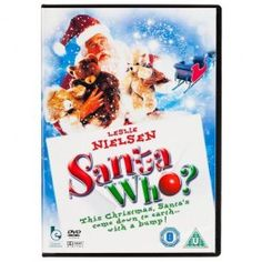 Will festive magic put Santa in his Sleigh and Peter back with his loved ones in time for Christmas? Will a Christmas miracle happen this year and will Santa still be asking 'Santa who? Christmas Music, Christmas Is Coming, Christmas Movies, Leslie Nielsen, Funny Films, Dvd Blu Ray, Cool Things To Buy, Santa, Entertaining