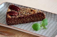 Pšenová čokotorta Vegan V, Quinoa, Banana Bread, Sushi, Desserts, Food, Tailgate Desserts, Deserts, Essen