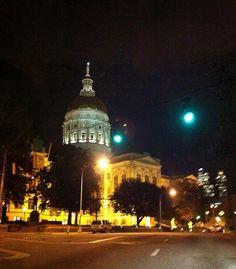 State Capitol of Georgia, Atlanta, Georgia