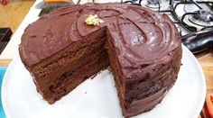 Torta alfajor marplatense recargada