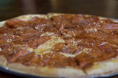 Our take on the classic that everyone loves. Pepperoni pizza is done right at Andolini's.