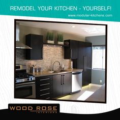 Remodel your kitchen - YOURSELF!