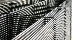 Punktschweißgitter / Spot-welded Mesh / Grillages point soudée