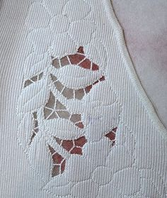 Free Projects and Ideas.Wild Rose Cutwork Lace machine embroidery design on a knit sweater. Machine Embroidery Designs, Embroidery Patterns, Advanced Embroidery, Tee Shirt, Sweatshirt, Cutwork, Appliques, Bees, Kids Rugs