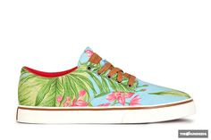 THE HUNDREDS JOHNSON LOW (TROPIC PACK)