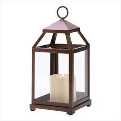 Bronze Candle Lanterns for your Fall Wedding Centerpieces and decor