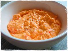 Thermomix - Rezepte mit Herz : Fetacreme mit Paprika